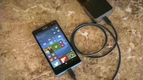 Zaletą Lumii 950 XL będzie dostęp do akumulatora