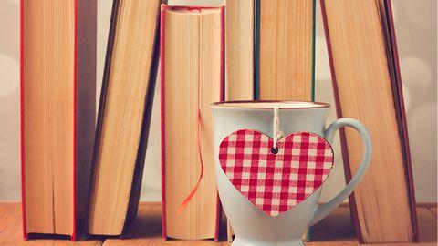 17. BookRage przynosi książki o miłości i konta użytkowników