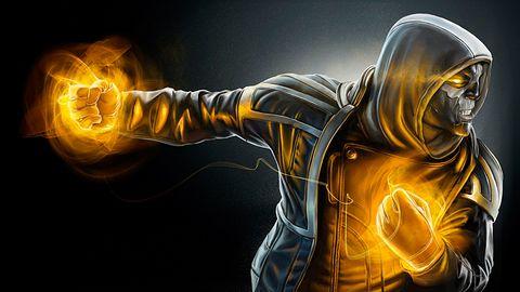 Corel Painter 2015 z pędzlami cząsteczkowymi do rysowania dymu, świateł i futra