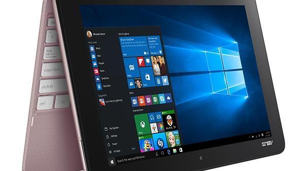 Zgrabne, niewielkie i poręczne – nowe laptopy Transformer 2w1 od Asusa
