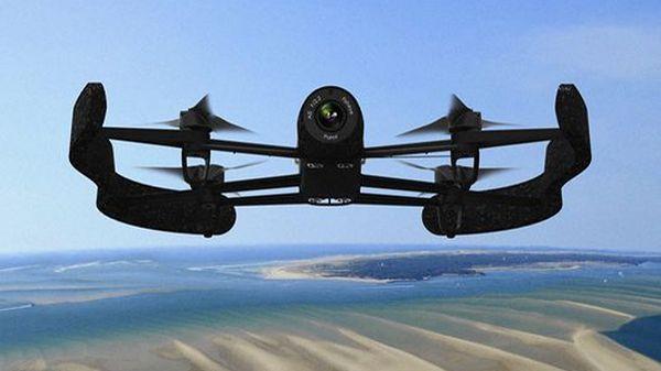 Parrot Bebop, czyli dron z aparatem fotograficznym dla każdego