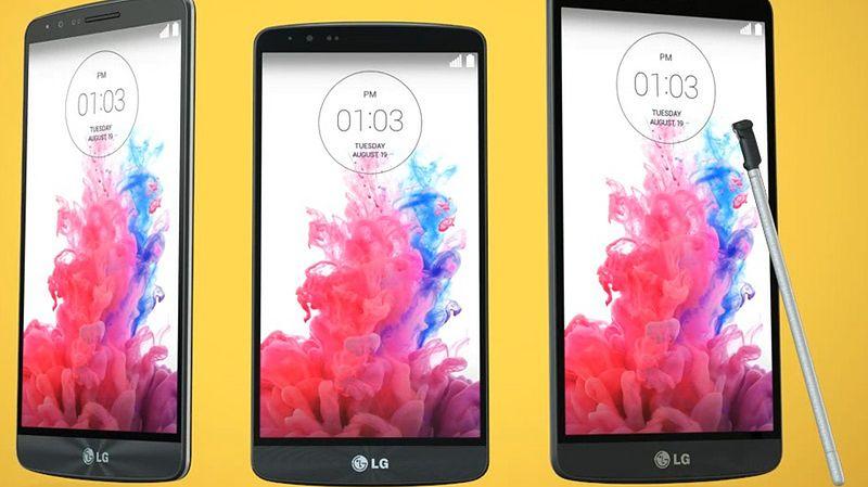 LG G3 Stylus – kolejny przeciwnik dla Samsunga Galaxy Note 4?