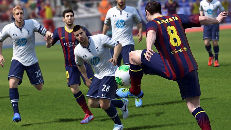 Nowy zwiastun FIFA 14 — Pure Shot & Real Ball Physics