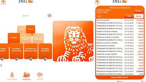 ING Bank Śląski wypuszcza aplikację na Windows Phone