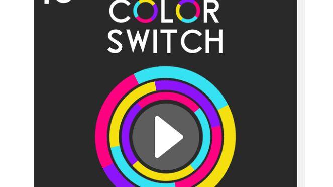 W Color Switch teraz zagrasz także w przeglądarce #prasówka
