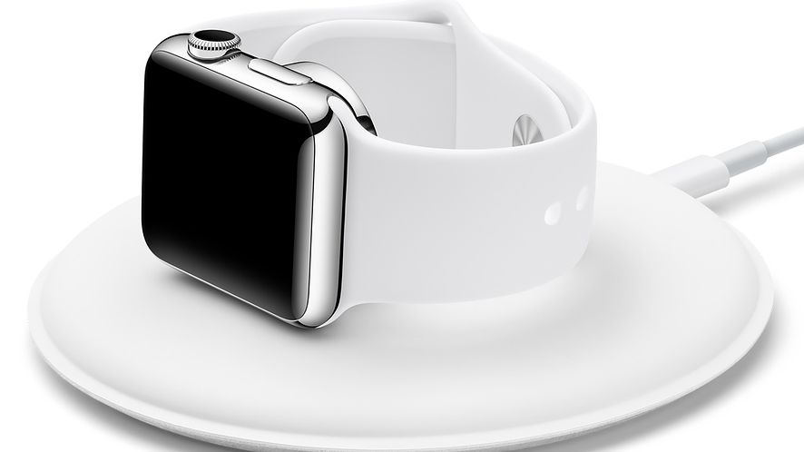 """Apple prezentuje """"oficjalną"""" stację dokującą do Apple Watcha"""