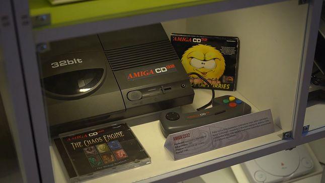 Amiga CD32.