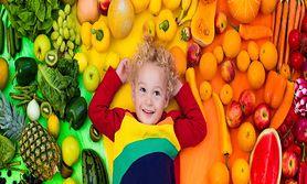 Jak zachęcić dziecko do jedzenia warzyw i owoców