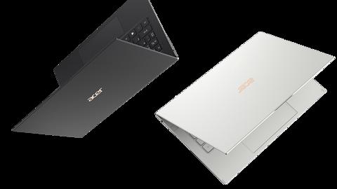 Acer na CES 2019: nowy Swift 7 waży niecałe 900 gramów i spodoba się fanom wąskich ramek