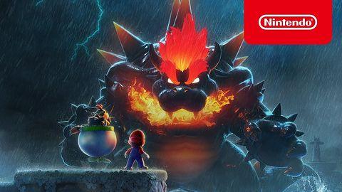 Nowy zwiastun Super Mario 3D World + Bowser's Fury. A w nim: gigantyczny Marian w kostiumie kota