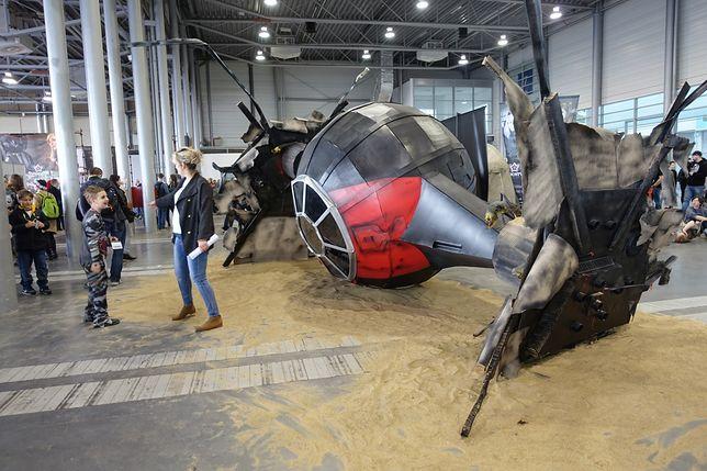 Pomysłowość polskich fanów nie zna granic. Imponujące repliki, scenografie i kostiumy filmowe na Pyrkon 2017