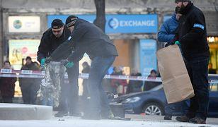 Czechy: Mężczyzna podpalił się na ulicy w Pradze
