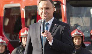 Andrzej Duda o wyborach parlamentarnych