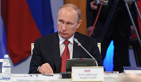 Putin sygnalizuje gotowość do rozmów z Poroszenką