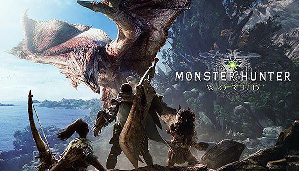 Monster Hunter: World to najlepiej spdrzająca się gra spośród dotychczasowych produkcji studia Capcom