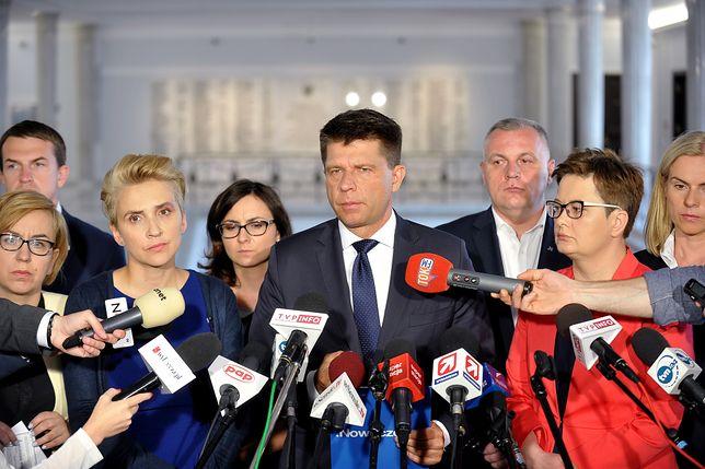 W Nowoczesnej mieli się nie spodziewać sojusz Katarzyny Lubnauer z Kamilą Gasiuk-Pihowicz