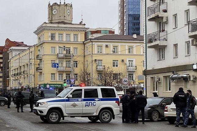 Strzelanina w Rosji. Nie żyje dwóch policjantów