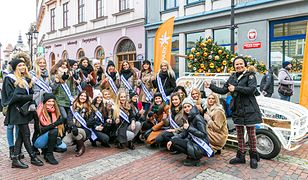 Finalistki Miss Polski 2019 wspierają licytację Syreny Toma Hanksa