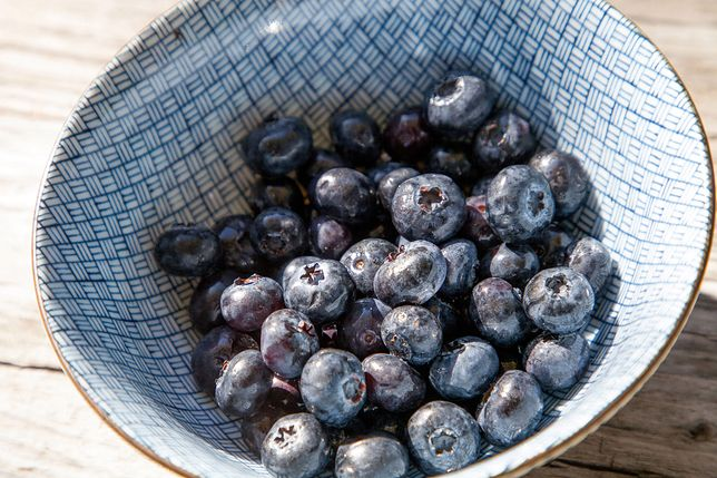 Wielka moc małych owoców
