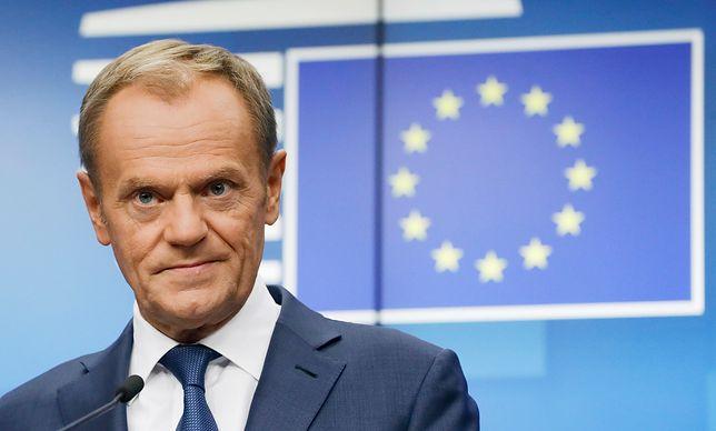 Donald Tusk krytycznie o negocjacjach polskiego rządu ws. budżetu UE