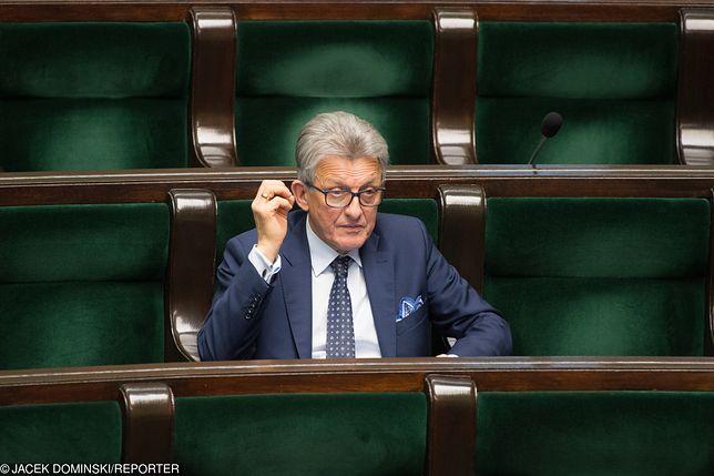 Stanisław Piotrowicz odpiera zarzuty