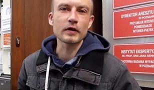Anarchiści będą pikietować przed aresztem w Poznaniu. Uważają, że ich kolega to więzień polityczny
