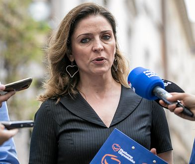 Joanna Mucha skomentowała również zamieszanie wokół Ministerstwa Sportu