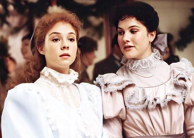 Schuyler Grant, Megan Follows. Kadr z filmu.