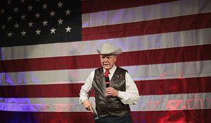 Kandydat Republikanów Roy Moore