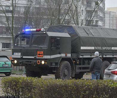 Warszawa. We wtorek na terenie szkoły na Woli odkopano niewybuch [zdj. ilustracyjne]