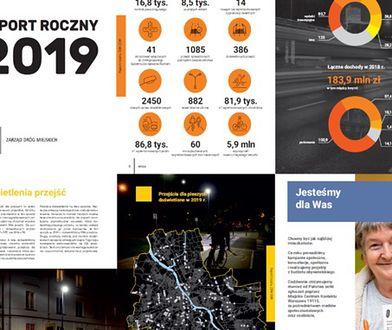 Warszawa. ZDM przedstawia raport za 2019 r.