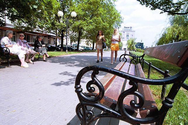 Warszawa: Mieszkańcy usiądą na nowych ławkach. Wiadomo, jak będą wyglądały