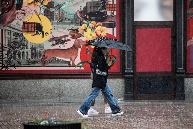 Pogoda w Warszawie w sobotę