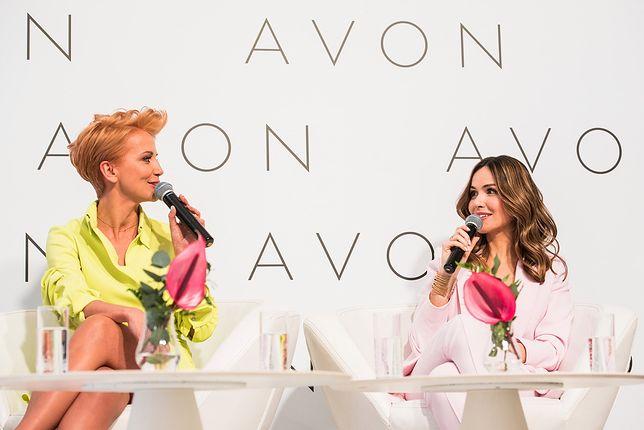 Katarzyna Zielińska i Marta Żmuda-Trzebiatowska, Ambasadorki Avon.
