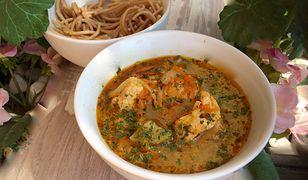 Aromatyczna zupa curry. Konkurencja dla polskiego rosołu