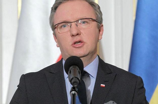 Sekretarz Stanu w Kancelarii Prezydenta RP Krzysztof Szczerski