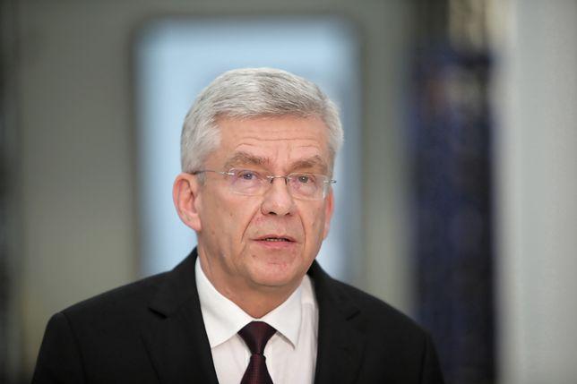 Stanisław Karczewski: dziś rezygnuję z funkcji wicemarszałka Senatu