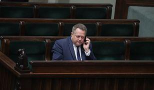 Jarosław Zieliński jest wiceministrem MSWiA od 2015 roku, był nim też w latach 2006–2007