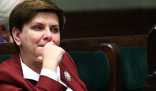Minister wyszedł przed szereg? Beata Szydło oczekuje wyjaśnień