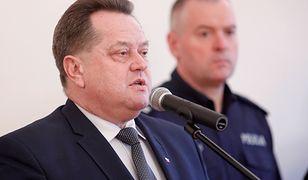 Od 2015 roku Jarosław Zieliński jest wiceministrem spraw wewnętrznych i administracji