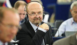 Europoseł Prawa i Sprawiedliwości Ryszard Legutko