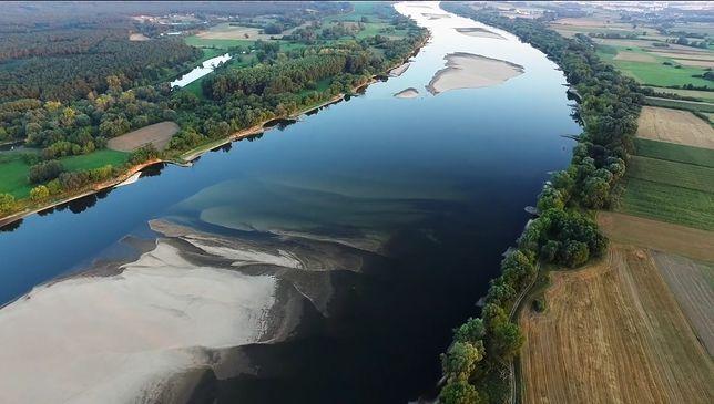 Królowa rzek wysycha (NIESAMOWITE WIDEO)