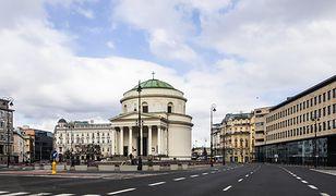Warszawa. Pogoda. W czwartek może zagrzmieć