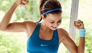 Anna Lewandowska uwielbia aktywność fizyczną. Ale wszystko z głową!