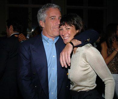 Jeffrey Epstein i Ghislaine Maxwell
