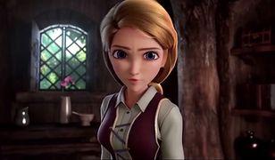 """""""Kopciuszek. Historia prawdziwa"""" to animacja z 2018 roku"""