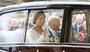 Księżniczka Eugenia pochwaliła się zdjęciem ze ślubu
