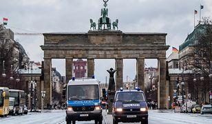 Niemcy wprowadziły szczególne środki bezpieczeństwa po ataku, w którym zginął irański generał Kasem Sulejmani