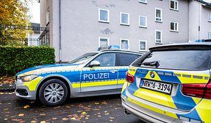 Niemcy. Policja pod Frankfurtem zatrzymała osoby planujące atak dla IS