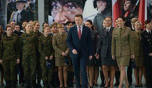 Zmiany są odpowiedzią na naganne praktyki wobec kobiet w armii